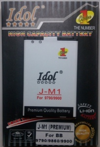 baterai double power  Idol JM1 PREMIUM