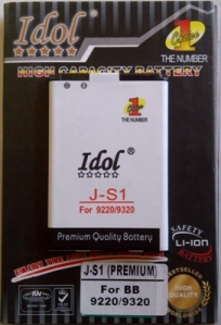 baterai double power  Idol  JS1 Premium